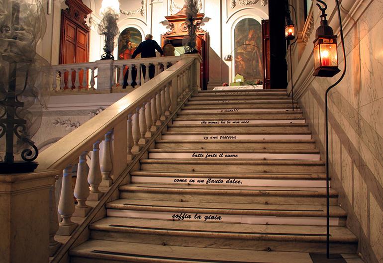 Officine Marcovaldo @ allestimento concerto di Natale di Alessandria 2006