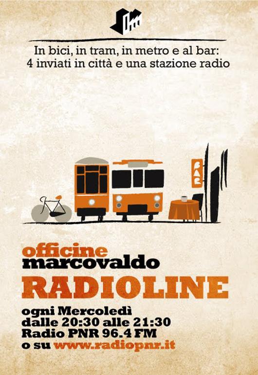radiolineposter